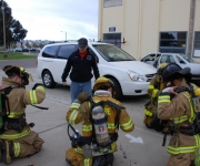 SCBA Emergency Training